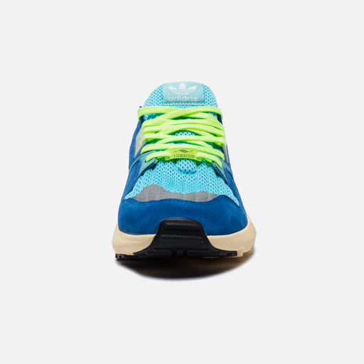 ZX TORSION - BRCYAN/LINGRN/BLUE Image 3