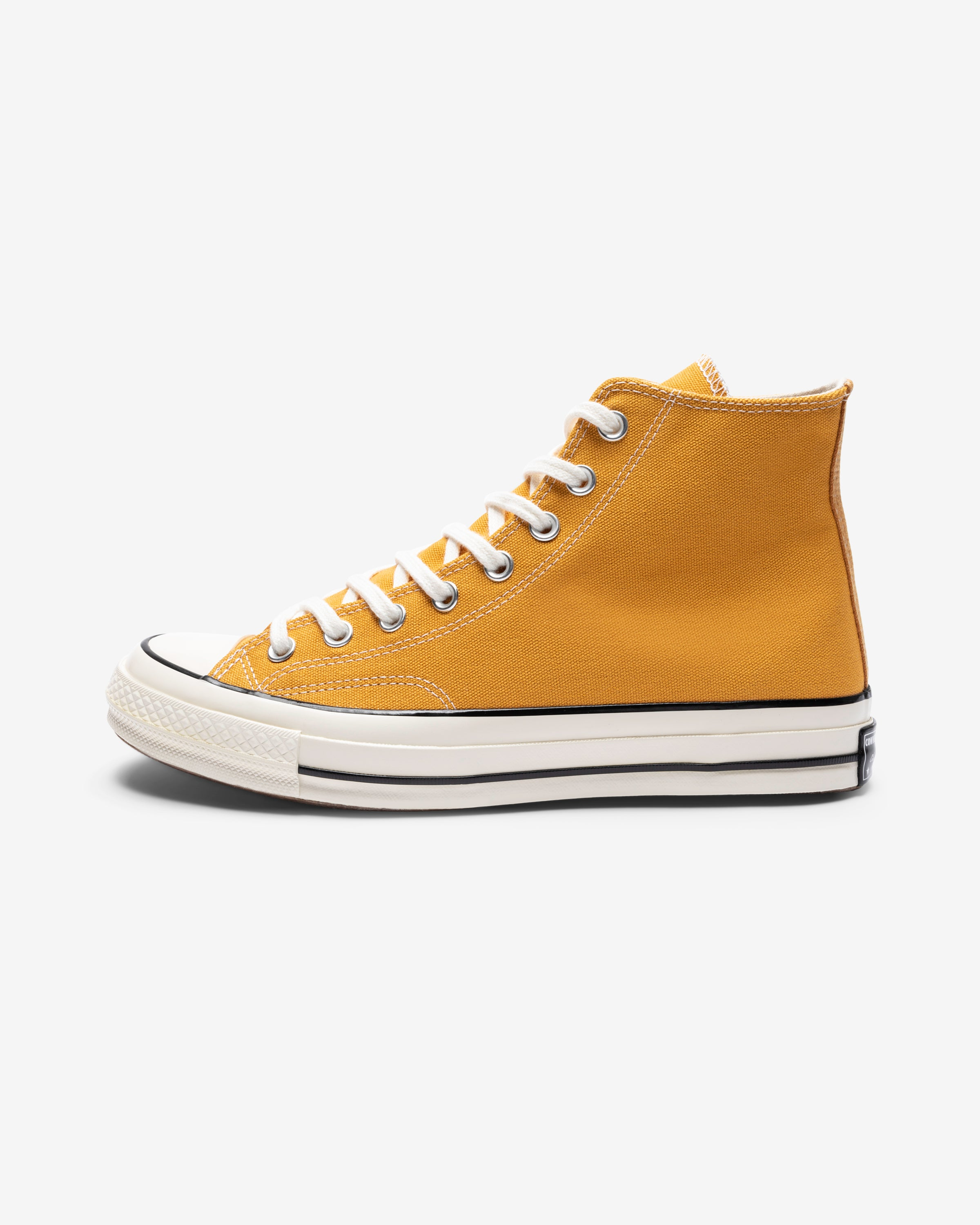 CHUCK 70 HI - SUNFLOWER/BLACK/EGRET