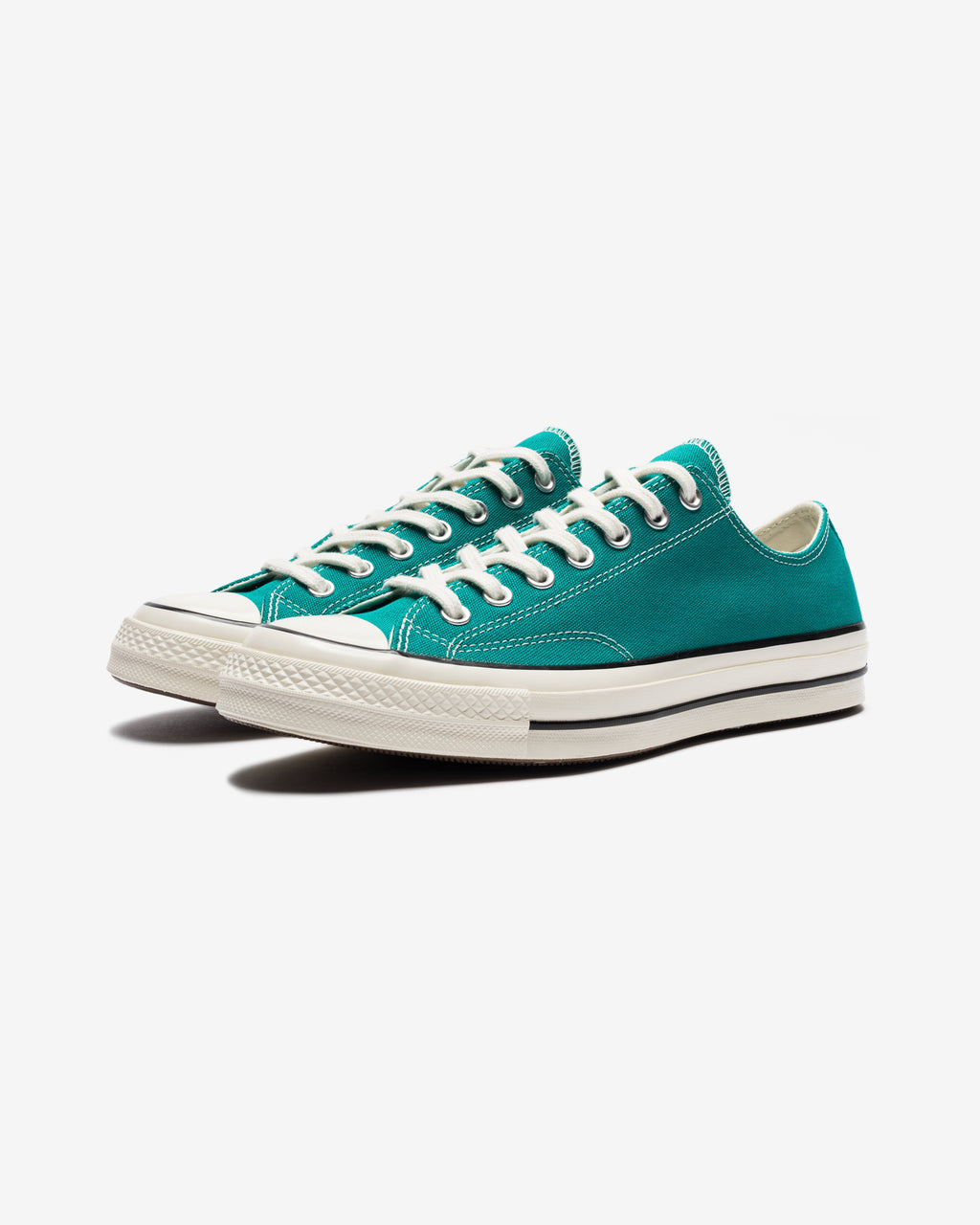 CHUCK 70 OX - MALACHITE/ BLACK/ EGRET