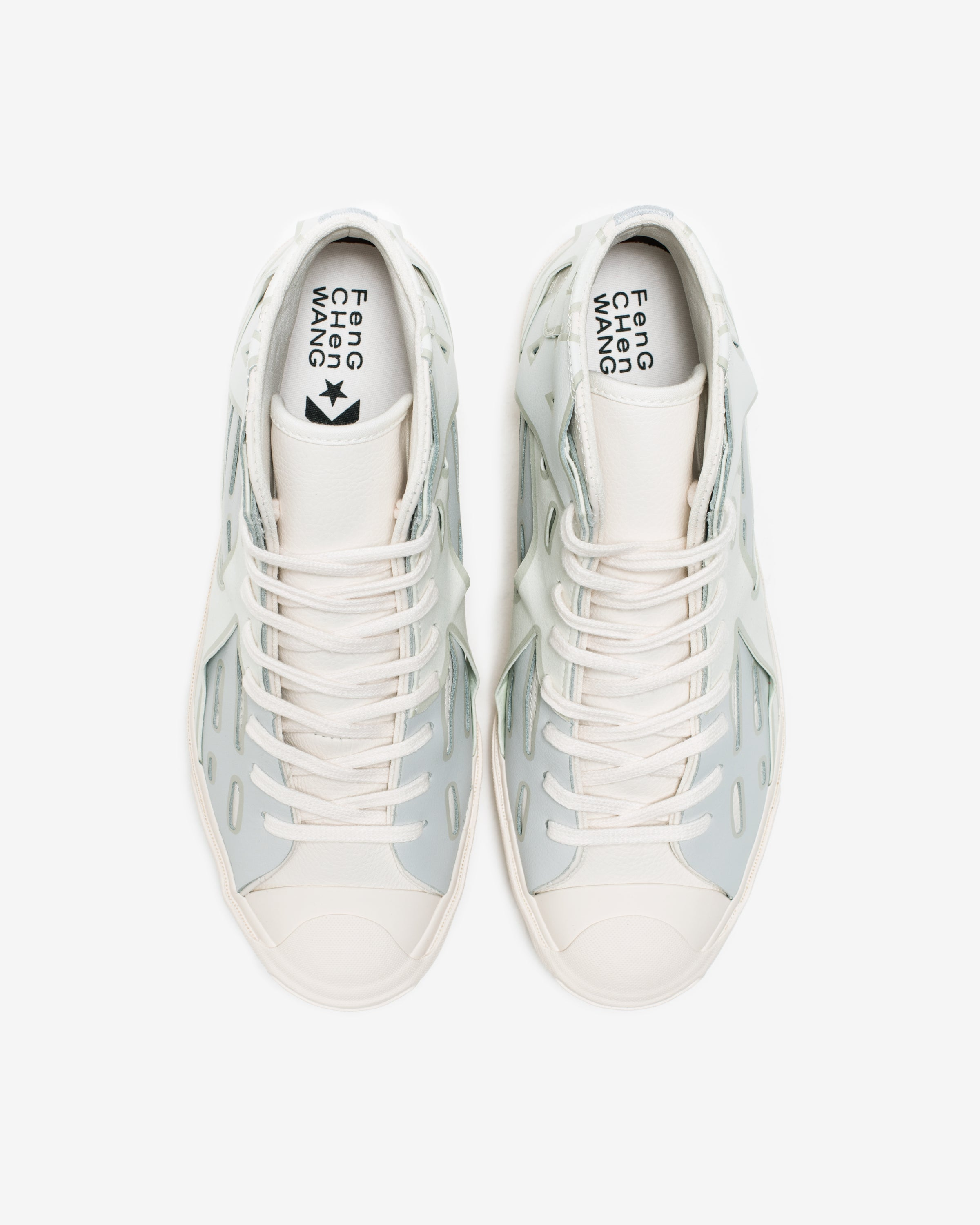 JACK PURCELL MID FENG CHEN WANG -  SEASALT/ BARELYBLUE