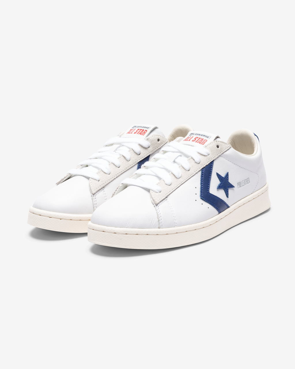 PRO LEATHER OX - WHITE/ RUSHBLUE/ EGRET
