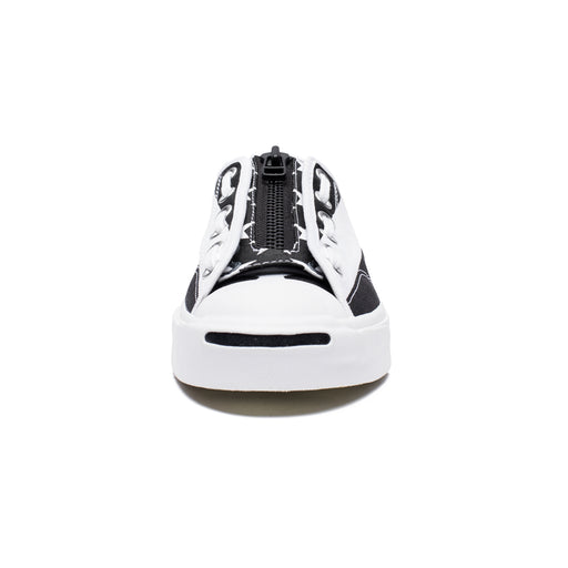 CONVERSE X SOLOIST JACK PURCELL - WHITE/BLACK Image 2