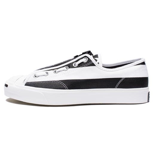 CONVERSE X SOLOIST JACK PURCELL - WHITE/BLACK Image 4