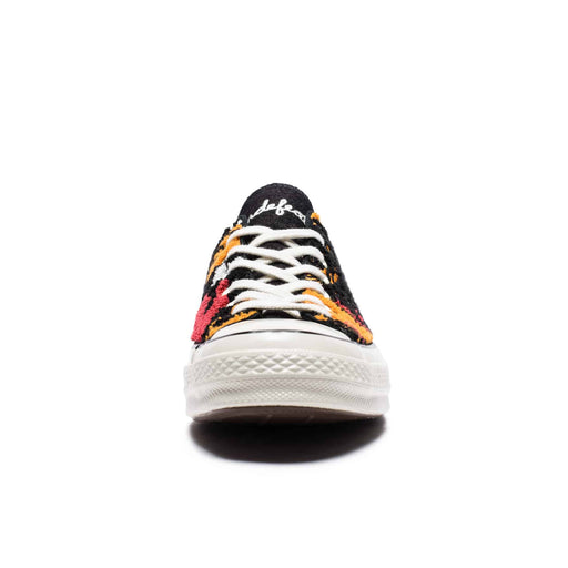 CONVERSE X UNDEFEATED CHUCK 70 OX - APRICOT/BAKEDAPPLE/BLACK