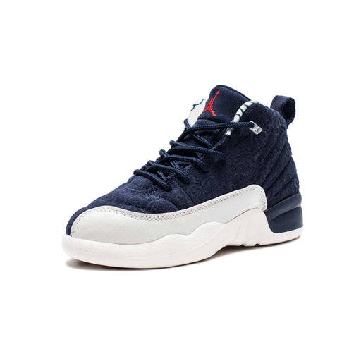 PS AJ 12 RETRO PREMIUM - COLLEGENAVY/UNIVERSITYRED/SAIL