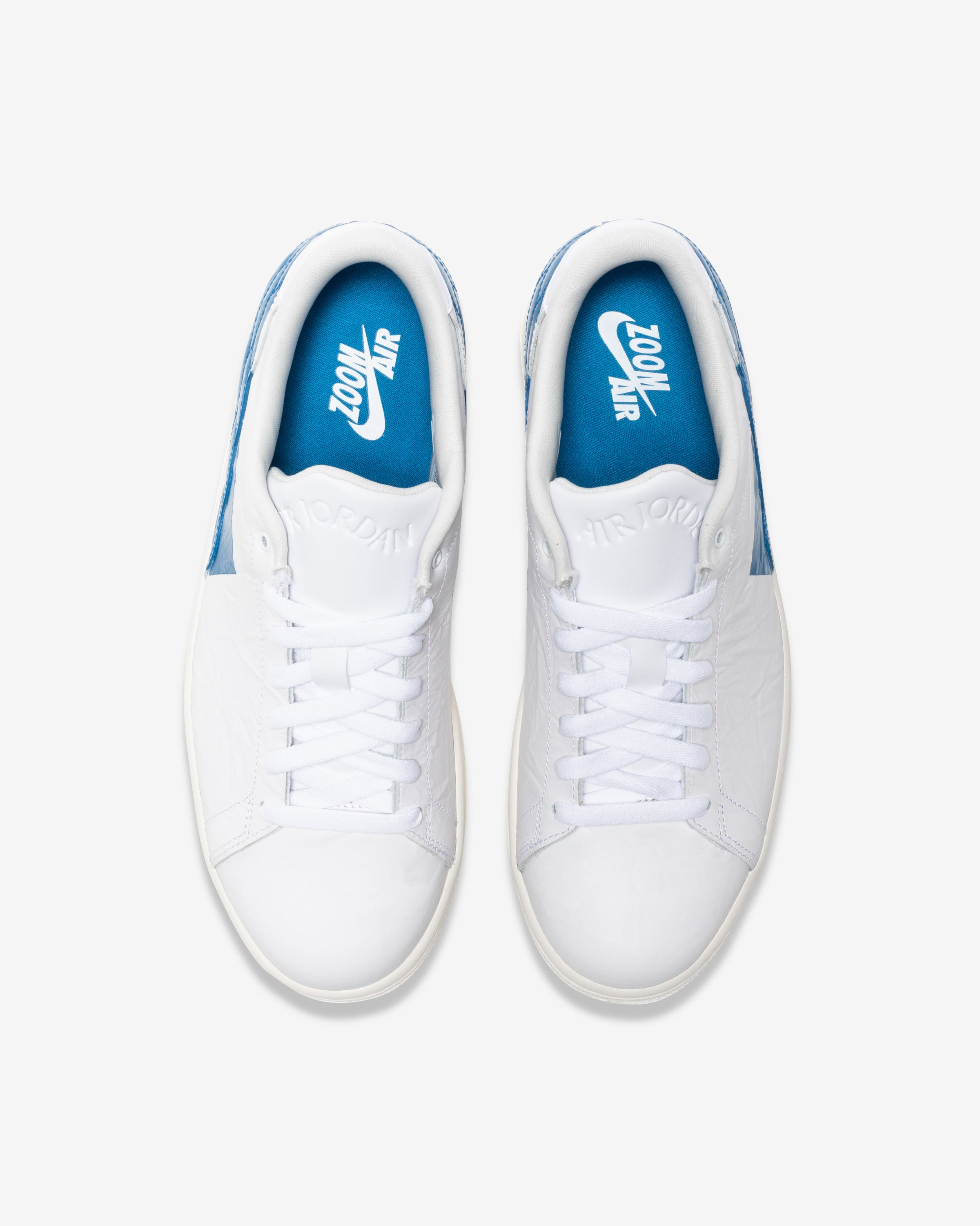AJ 1 CENTRE COURT - WHITE/ MILITARYBLUE/ SAIL