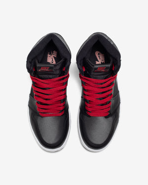AJ 1 RETRO HIGH OG - BLACK/GYMRED/WHITE