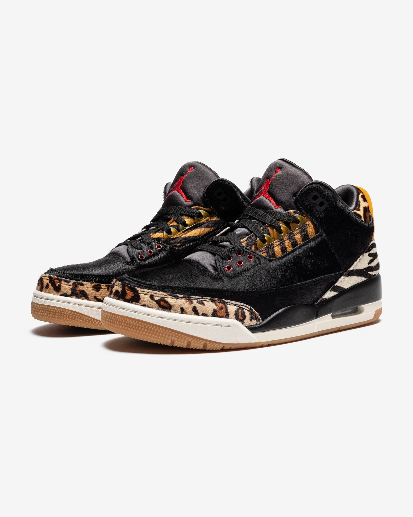 AJ 3 RETRO SE - BLACK/MULTI-COLOR/DARKMOCHA/ROPE