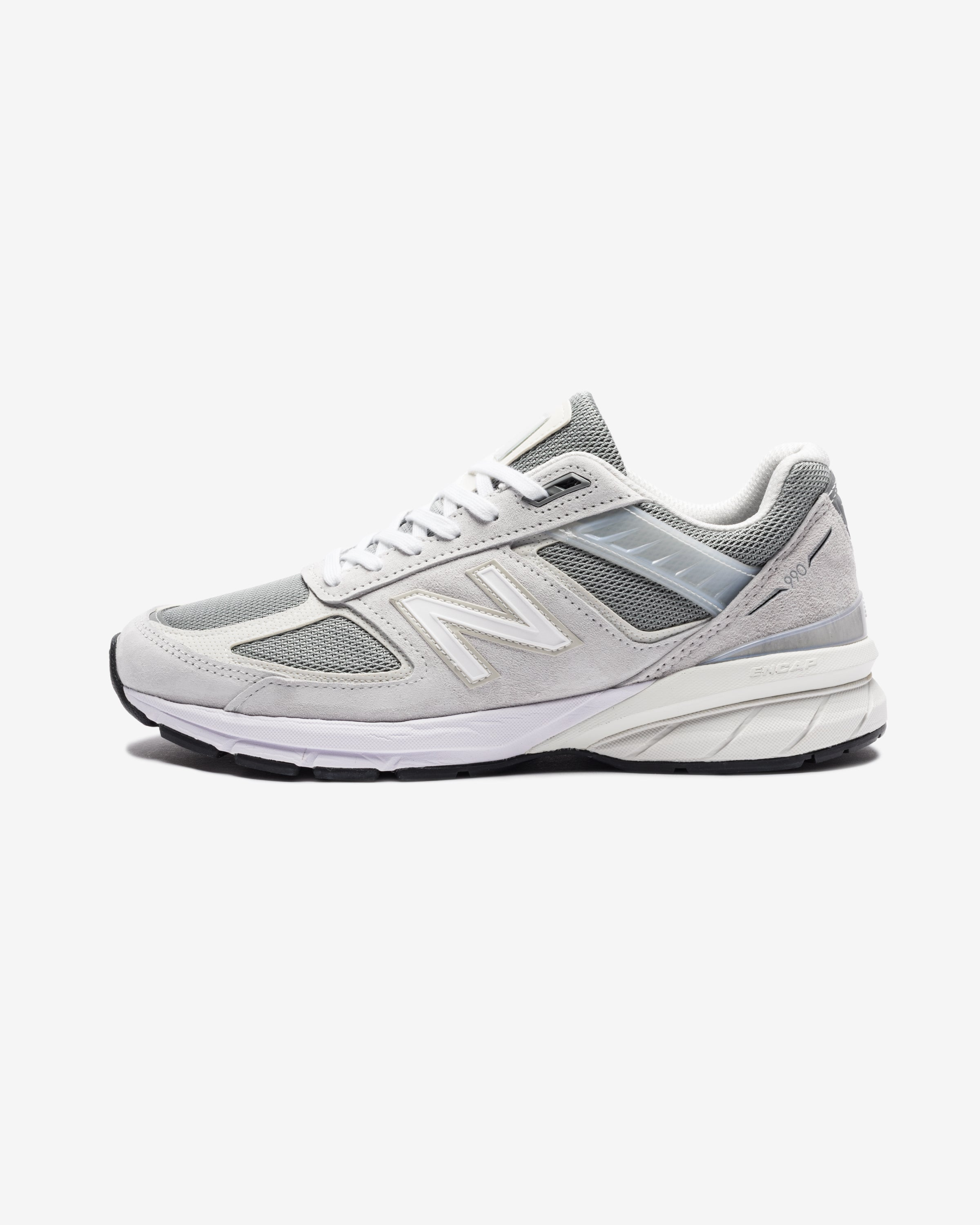 "990 V5 ""MADE IN USA"" - GREY"