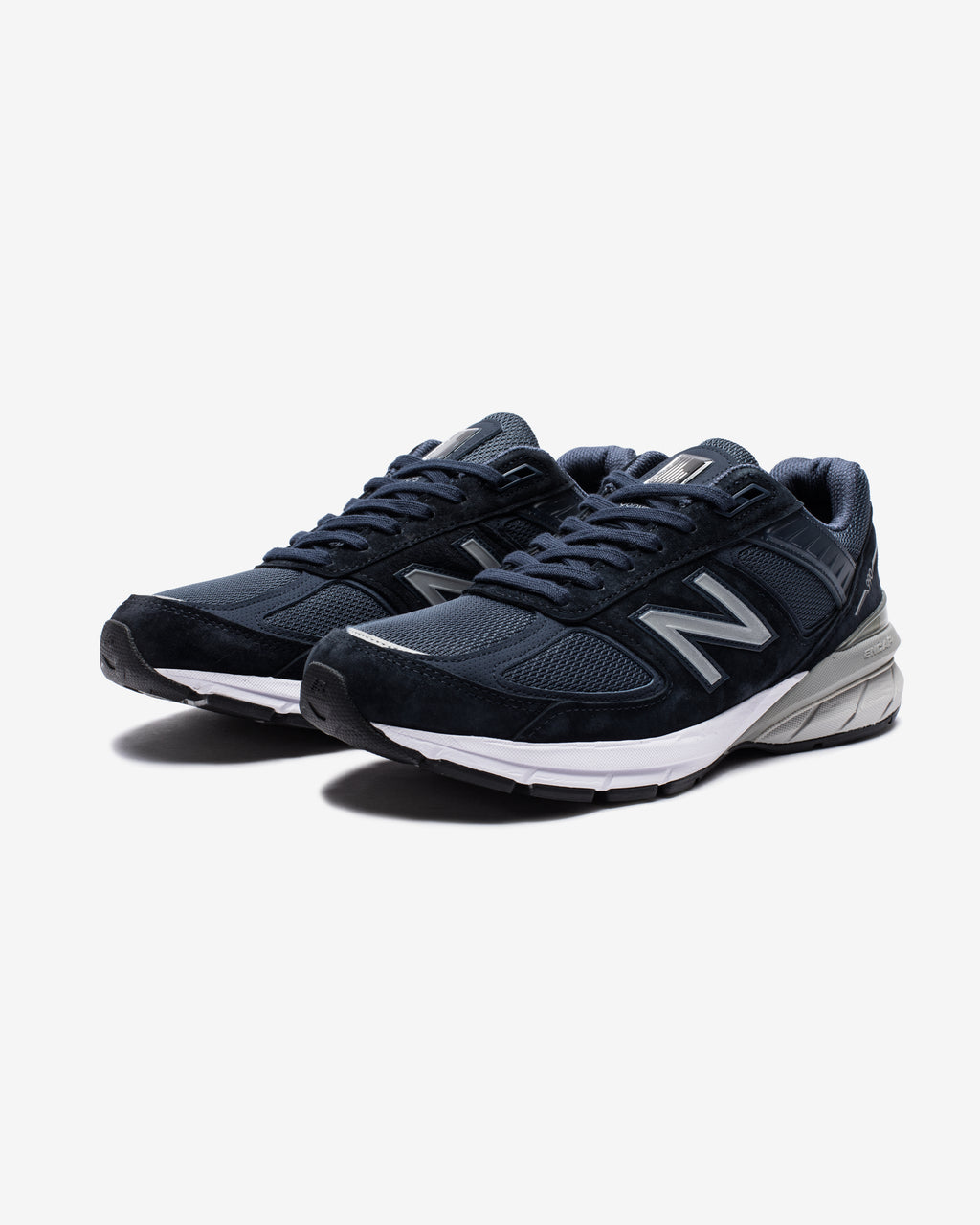 "990 V5 ""MADE IN USA"" - NAVY"
