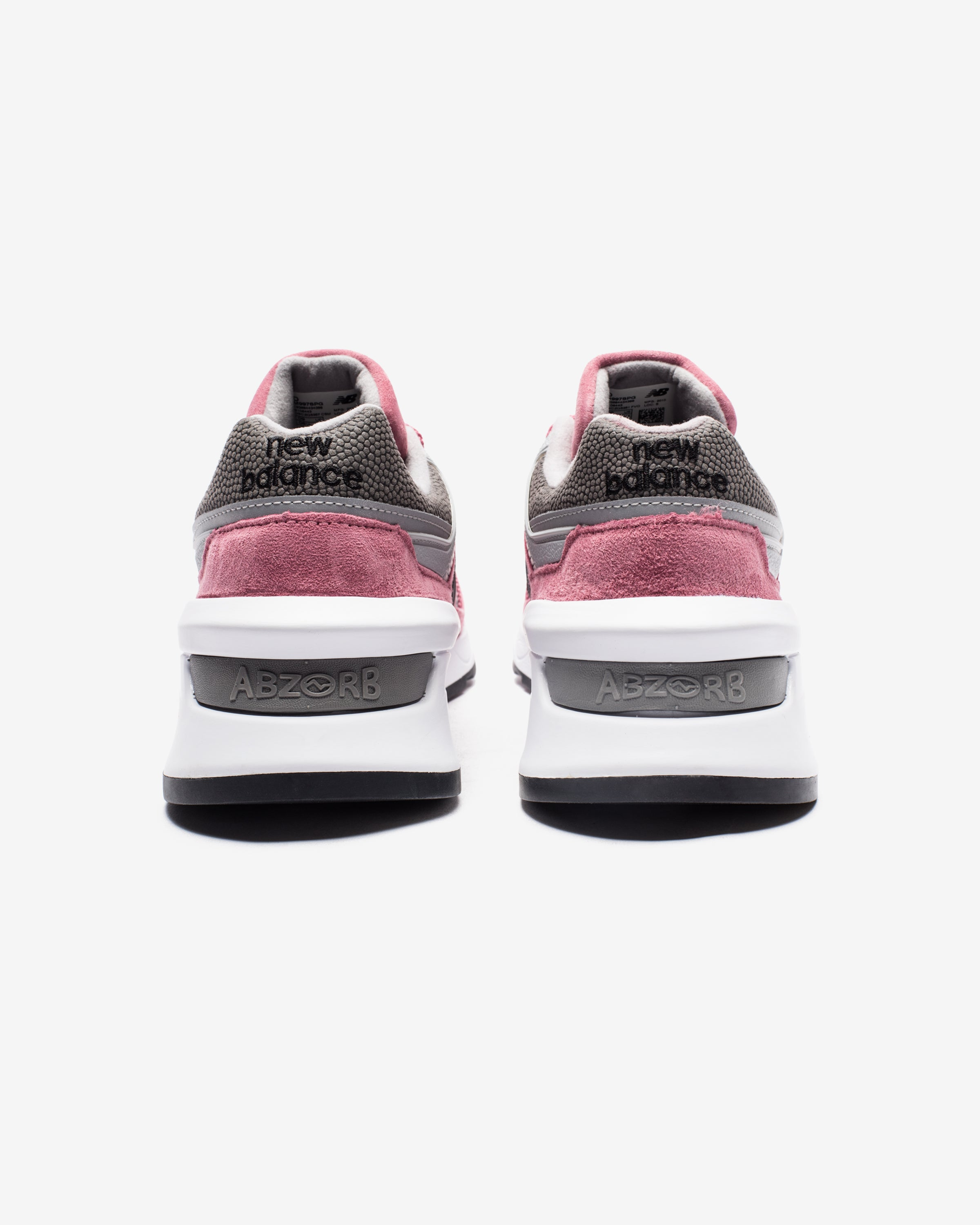 "997 ""MADE IN USA"" - PINK"