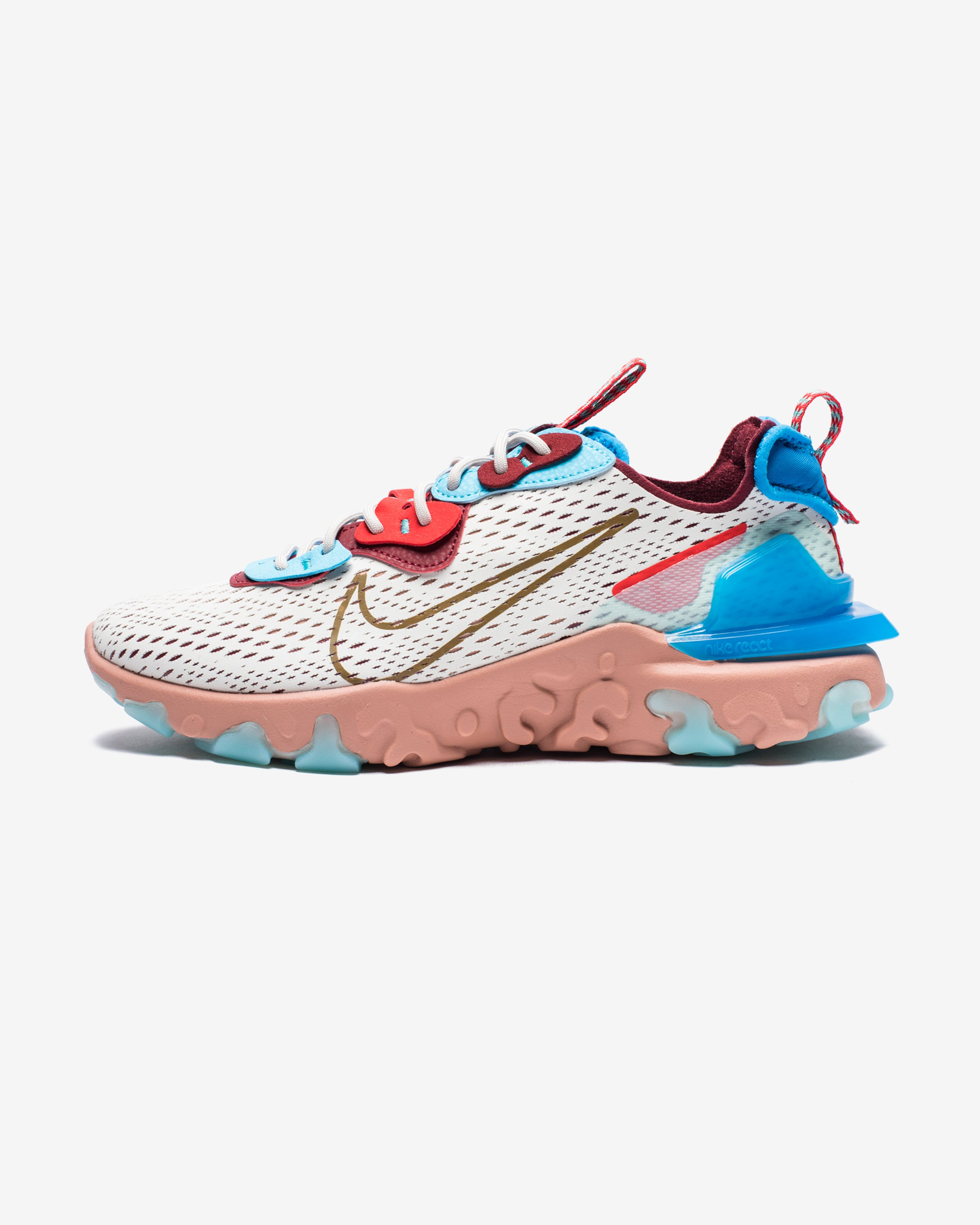 REACT VISION - LIGHTBONE/ TERRABLUSH/ PHOTOBLUE