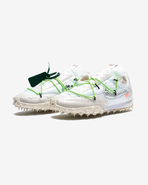 WHITEELECTRICGREEN OFF WHITE WAFFLE WOMEN'S X RACER NIKE 3LAjqc54R