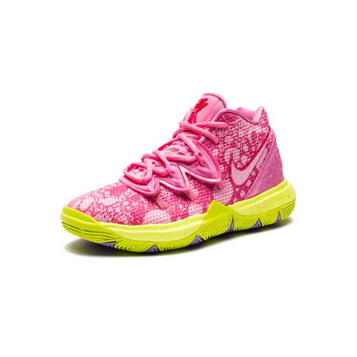 NIKE X SPONGEBOB PS KYRIE 5 - LOTUSPINK/UNIVERSITYRED/CYBER Image 1