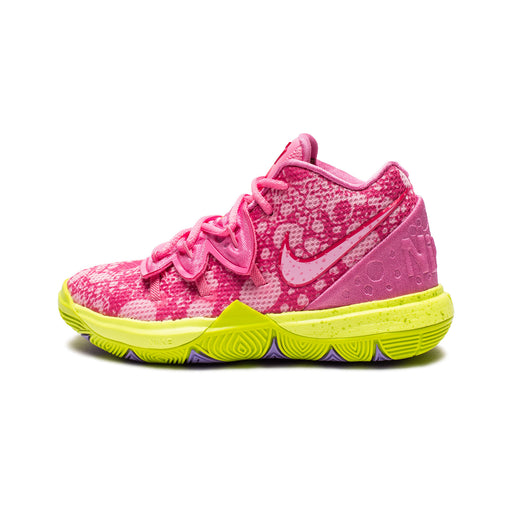 NIKE X SPONGEBOB PS KYRIE 5 - LOTUSPINK/UNIVERSITYRED/CYBER Image 4