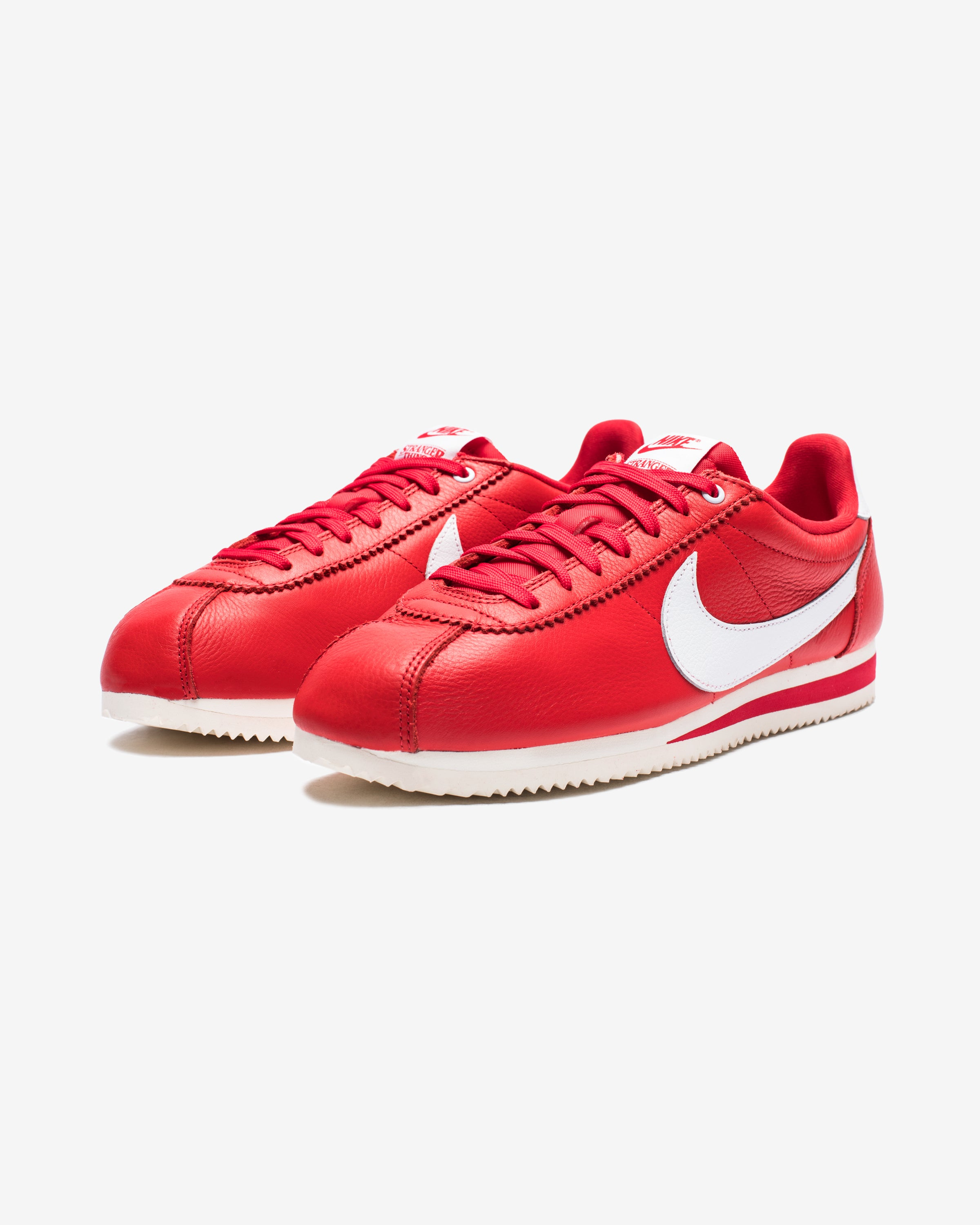 NIKE X STRANGER THINGS CORTEZ - UNIVERSITYRED/WHITE