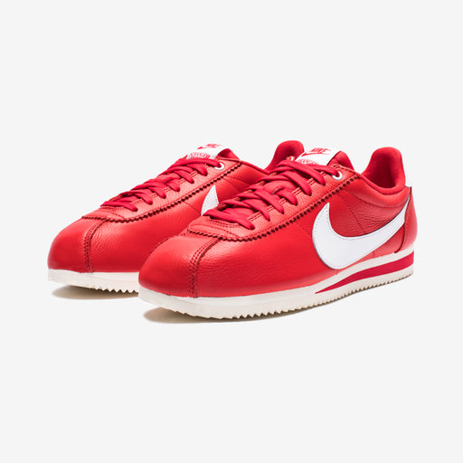 NIKE X STRANGER THINGS CORTEZ - UNIVERSITYRED/WHITE Image 1