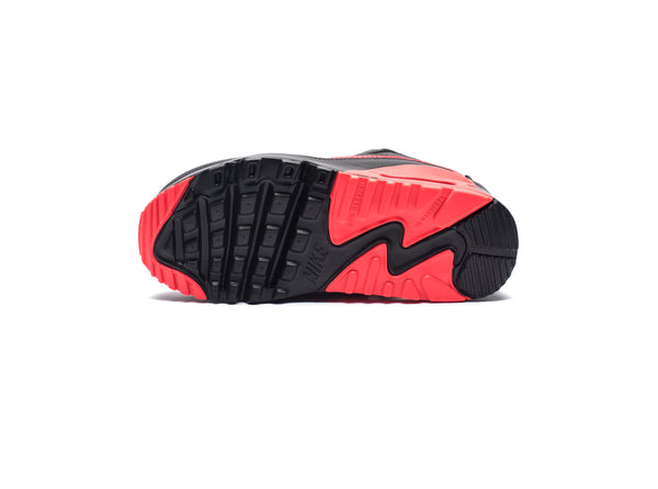 NIKE X UNDEFEATED PS AIR MAX 90 BLACKSOLARRED