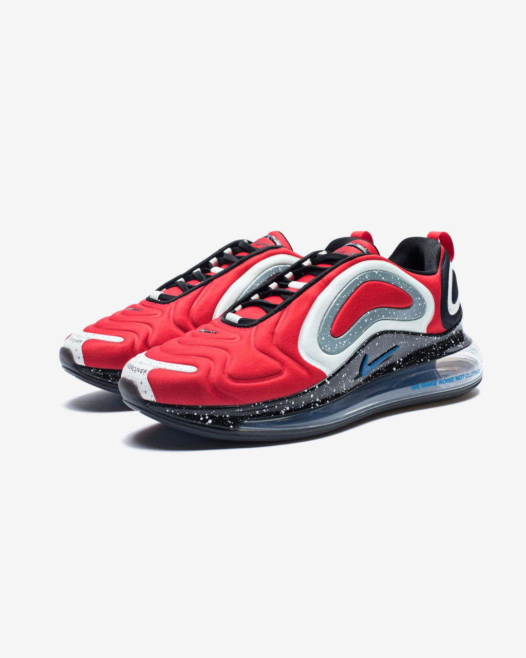 NIKE X UNDERCOVER AIR MAX 720 - UNIVERSITYRED/BLUEJAY