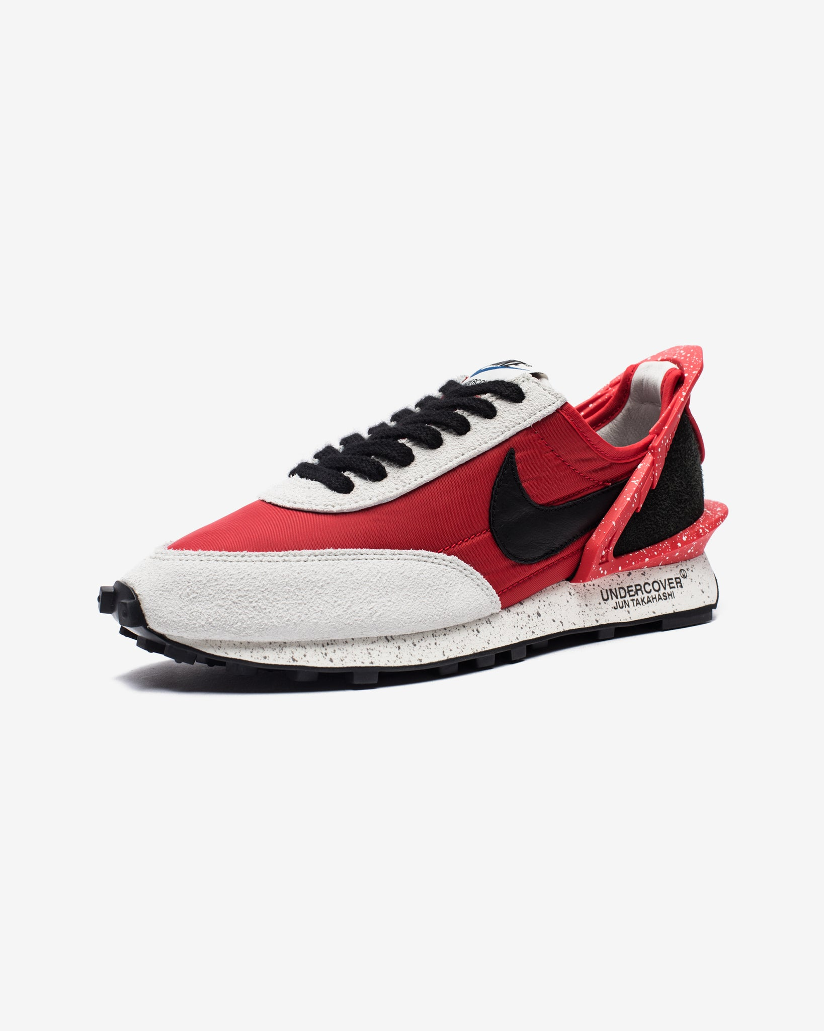 NIKE X UNDERCOVER DAYBREAK - UNIVERSITYRED/BLACK/SPRUCEAURA