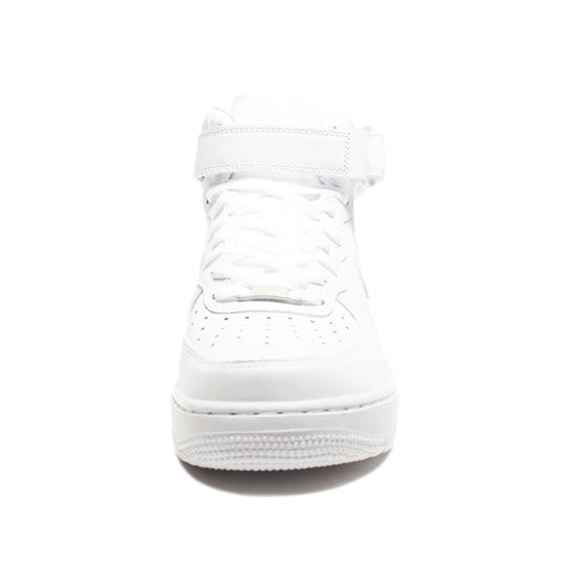 AIR FORCE 1 MID '07 (WHITE/WHITE) Image 2
