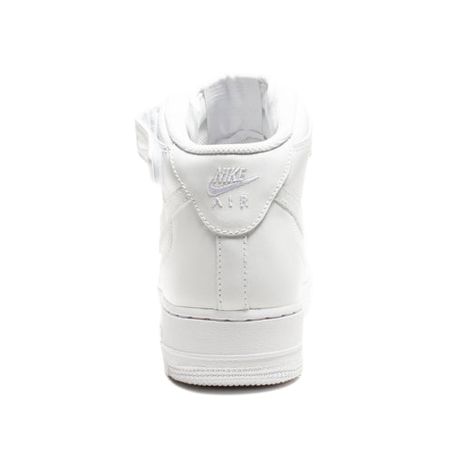 AIR FORCE 1 MID '07 (WHITE/WHITE) Image 3