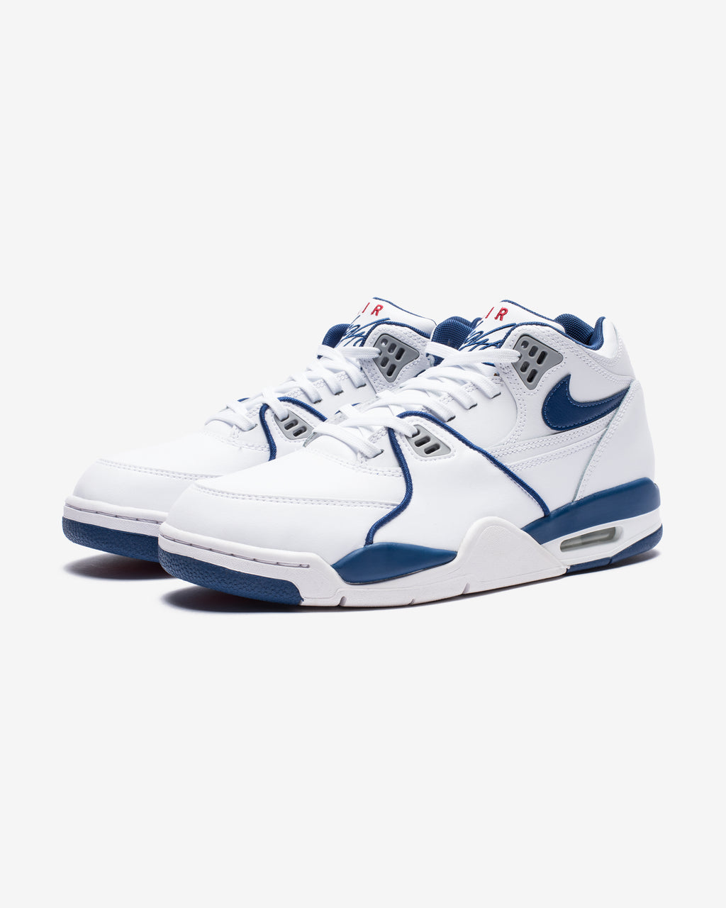 AIR FLIGHT 89 - WHITE/DARKROYALBLUE/VARSITYRED