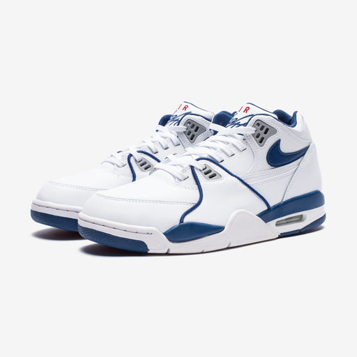 AIR FLIGHT 89 - WHITE/DARKROYALBLUE/VARSITYRED Image 1