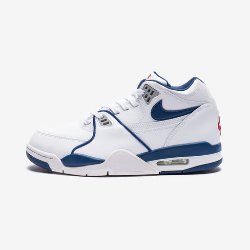 AIR FLIGHT 89 - WHITE/DARKROYALBLUE/VARSITYRED Image 2