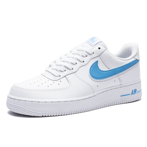 AIR FORCE 1 '07 3 - WHITE/UNIVERSITYBLUE