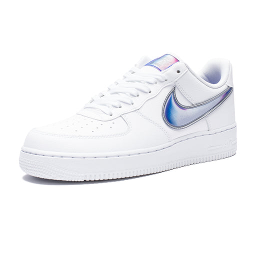 AIR FORCE 1 '07 LV8 3 - WHITE/RACERBLUE Image 1
