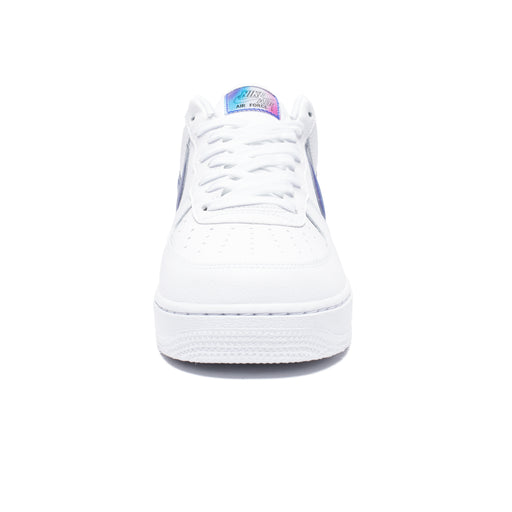 AIR FORCE 1 '07 LV8 3 - WHITE/RACERBLUE Image 2
