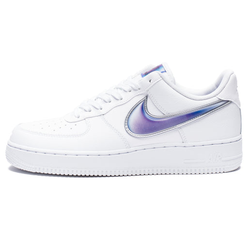 AIR FORCE 1 '07 LV8 3 - WHITE/RACERBLUE Image 4