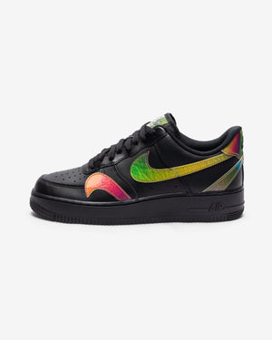 AIR FORCE 1 '07 LV8 - BLACK/ MULTI-COLOR