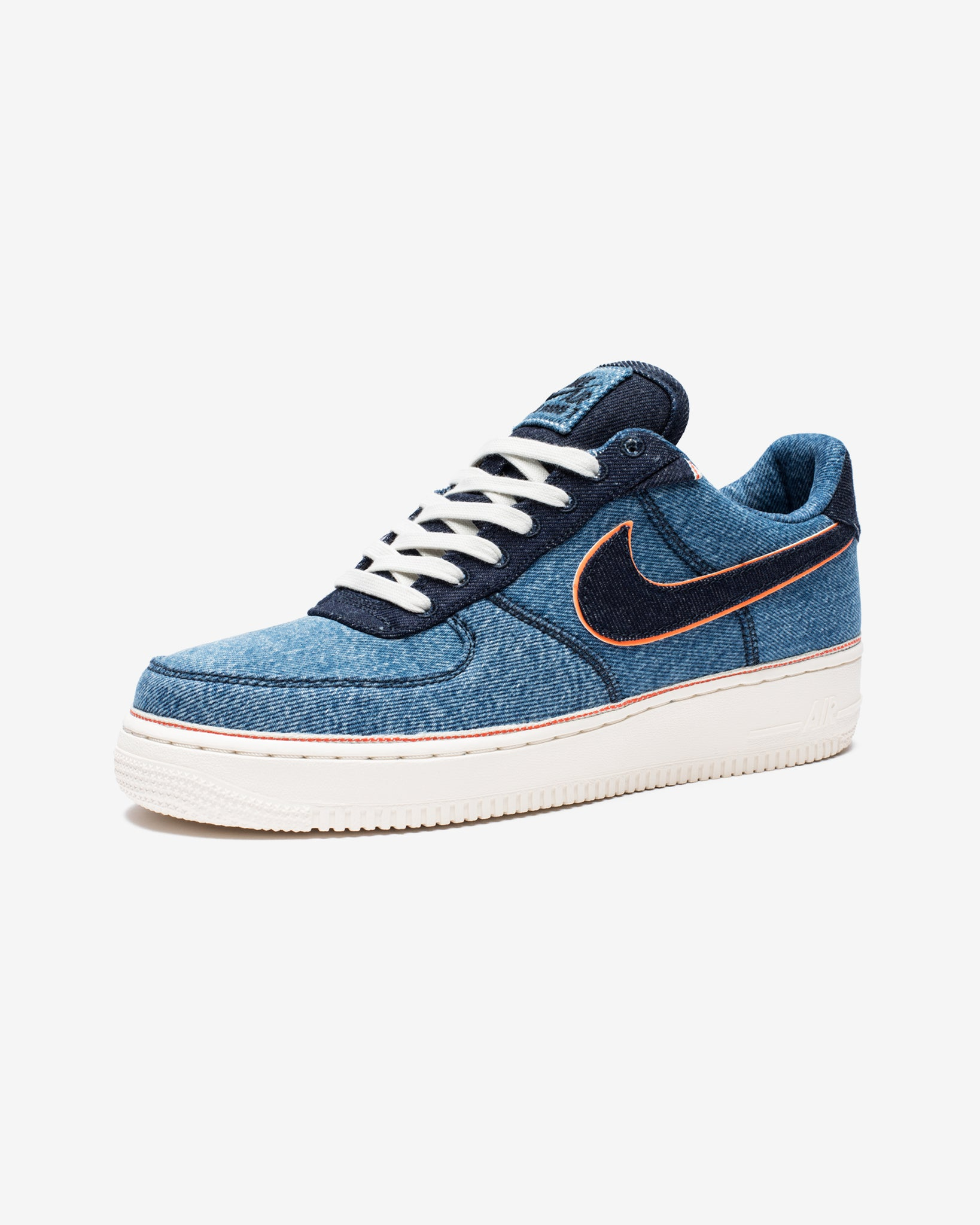 AIR FORCE 1 '07 PRM - STONEWASHBLUE/DARKOBSIDIAN