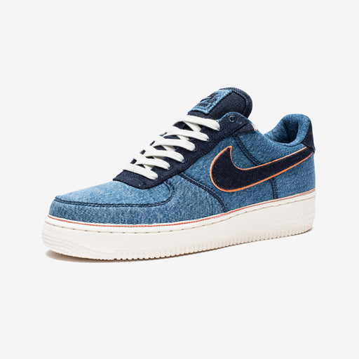AIR FORCE 1 '07 PRM - STONEWASHBLUE/DARKOBSIDIAN Image 1