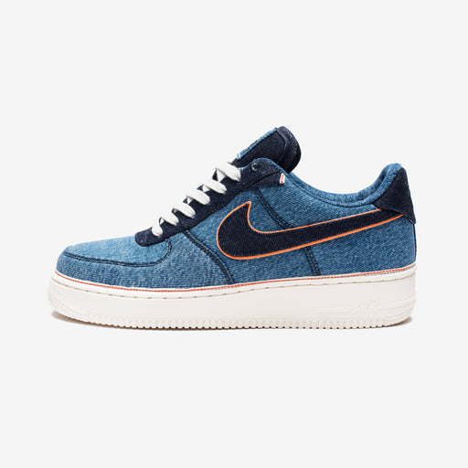 AIR FORCE 1 '07 PRM - STONEWASHBLUE/DARKOBSIDIAN Image 2