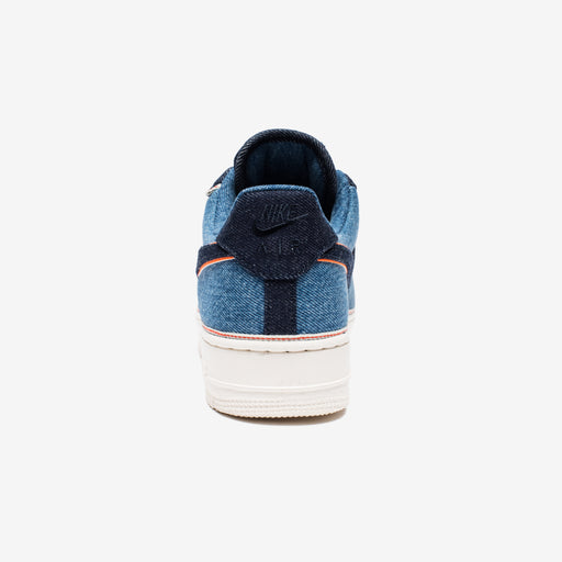 AIR FORCE 1 '07 PRM - STONEWASHBLUE/DARKOBSIDIAN Image 4