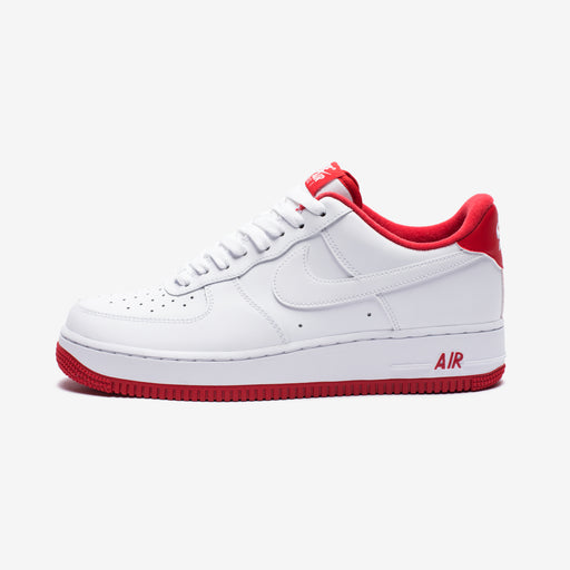 AIR FORCE 1 '07 - WHITE/UNIVERSITYRED Image 2