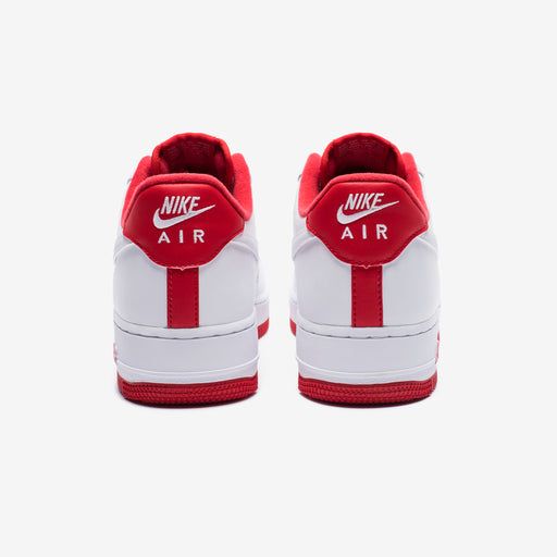 AIR FORCE 1 '07 - WHITE/UNIVERSITYRED Image 3