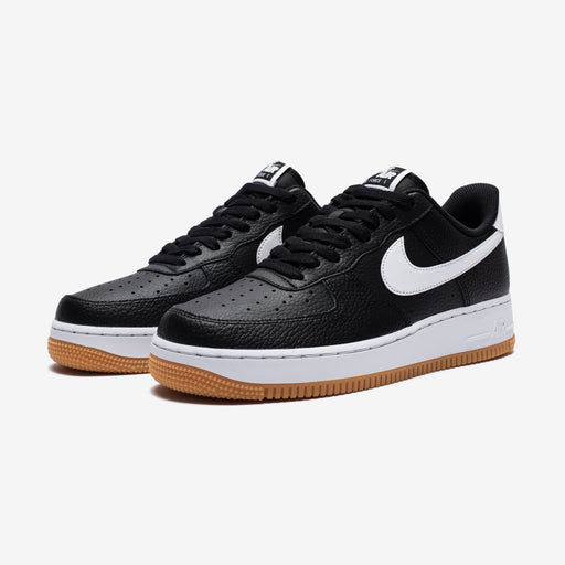 AIR FORCE 1 - BLACK/WHITE/WOLFGREY/GUMMEDBROWN Image 1