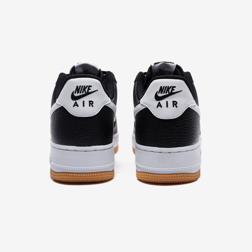 AIR FORCE 1 - BLACK/WHITE/WOLFGREY/GUMMEDBROWN Image 3