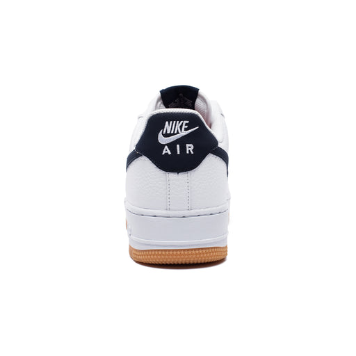 AIR FORCE 1 - WHITE/OBSIDIAN/UNIVERSITYRED Image 3