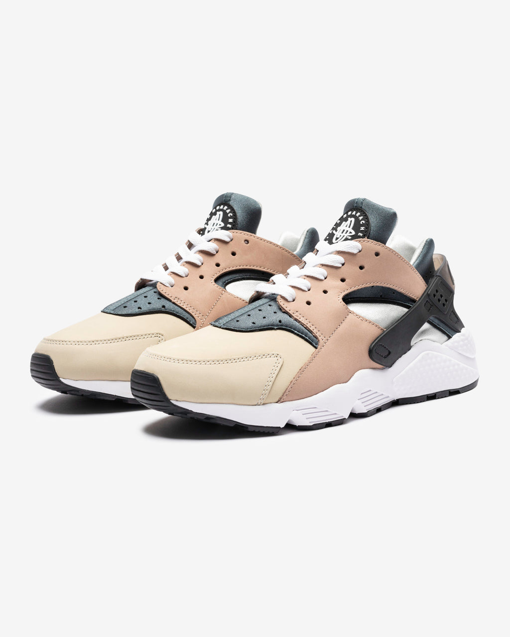 AIR HUARACHE - BISQUE/ STORMGREY/ ROPE/ WHITE