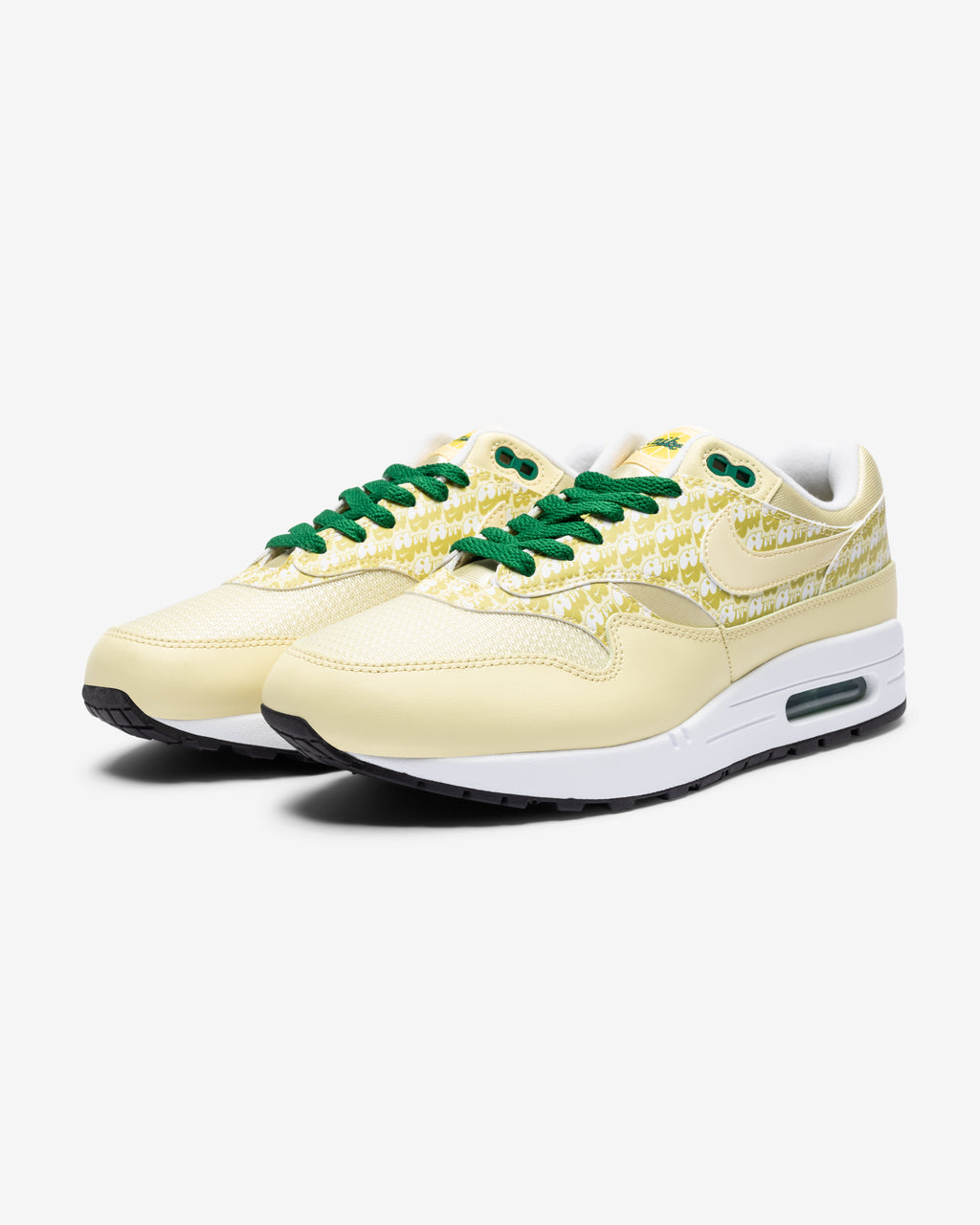 AIR MAX 1 PREMIUM - LEMONADE/ PINEGREEN/ TRUEWHITE