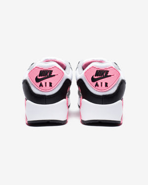 AIR MAX 90 - WHITE/PARTICLEGREY/ROSE/BLACK