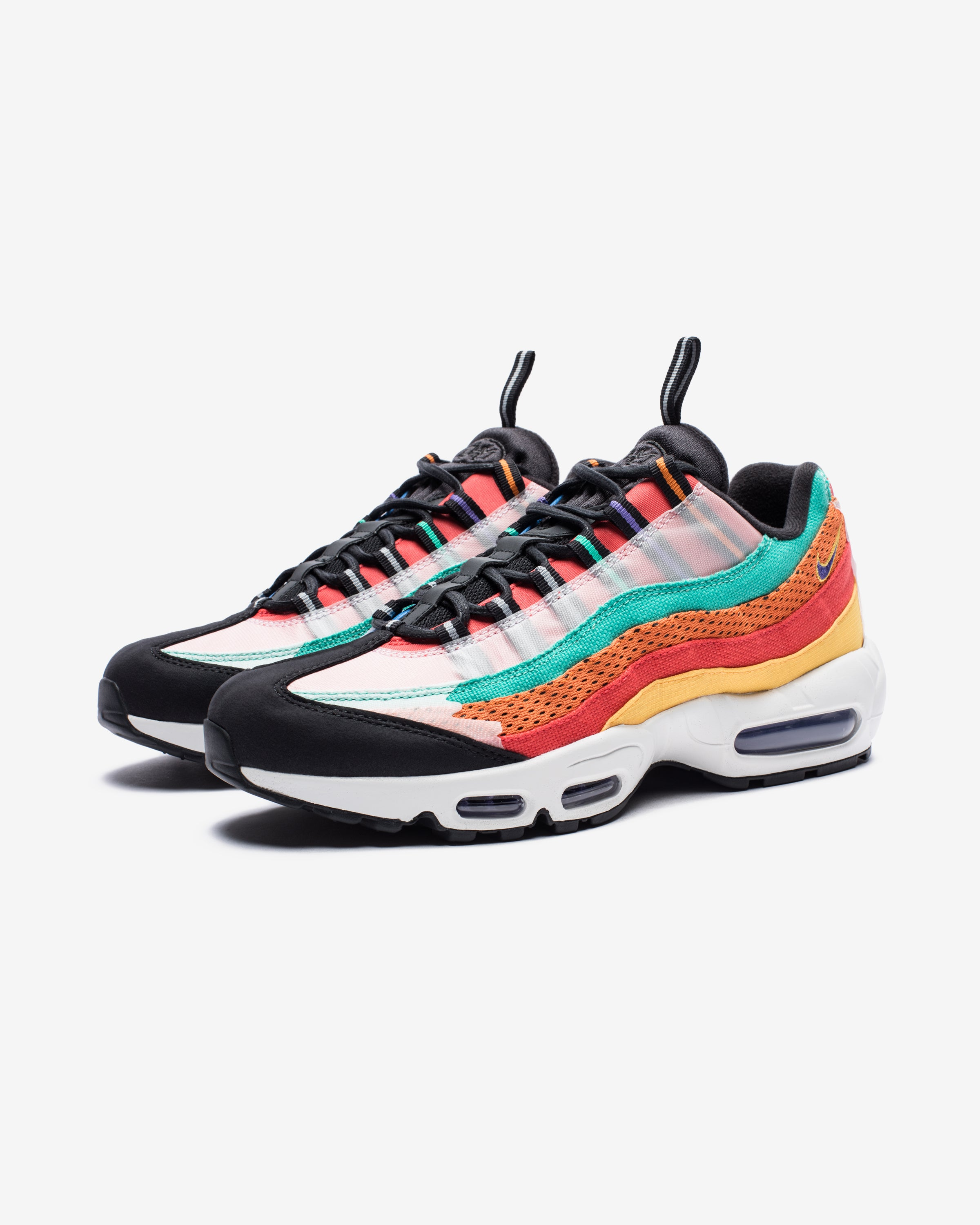 AIR MAX 95 BHM - MULTI-COLOR/KINETICGREEN/PHOTONDUST