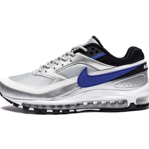 AIR MAX 97/BW - METALLICSILVER/PERSIANVIOLET/BLACK