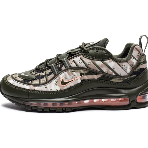 AIR MAX 98 CAMO - CARGOKHAKI/SUNSETTINT/BLACK