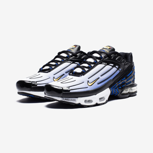 AIR MAX PLUS III - BLACK/CHAMOIS/HYPERBLUE/WHITE Image 1